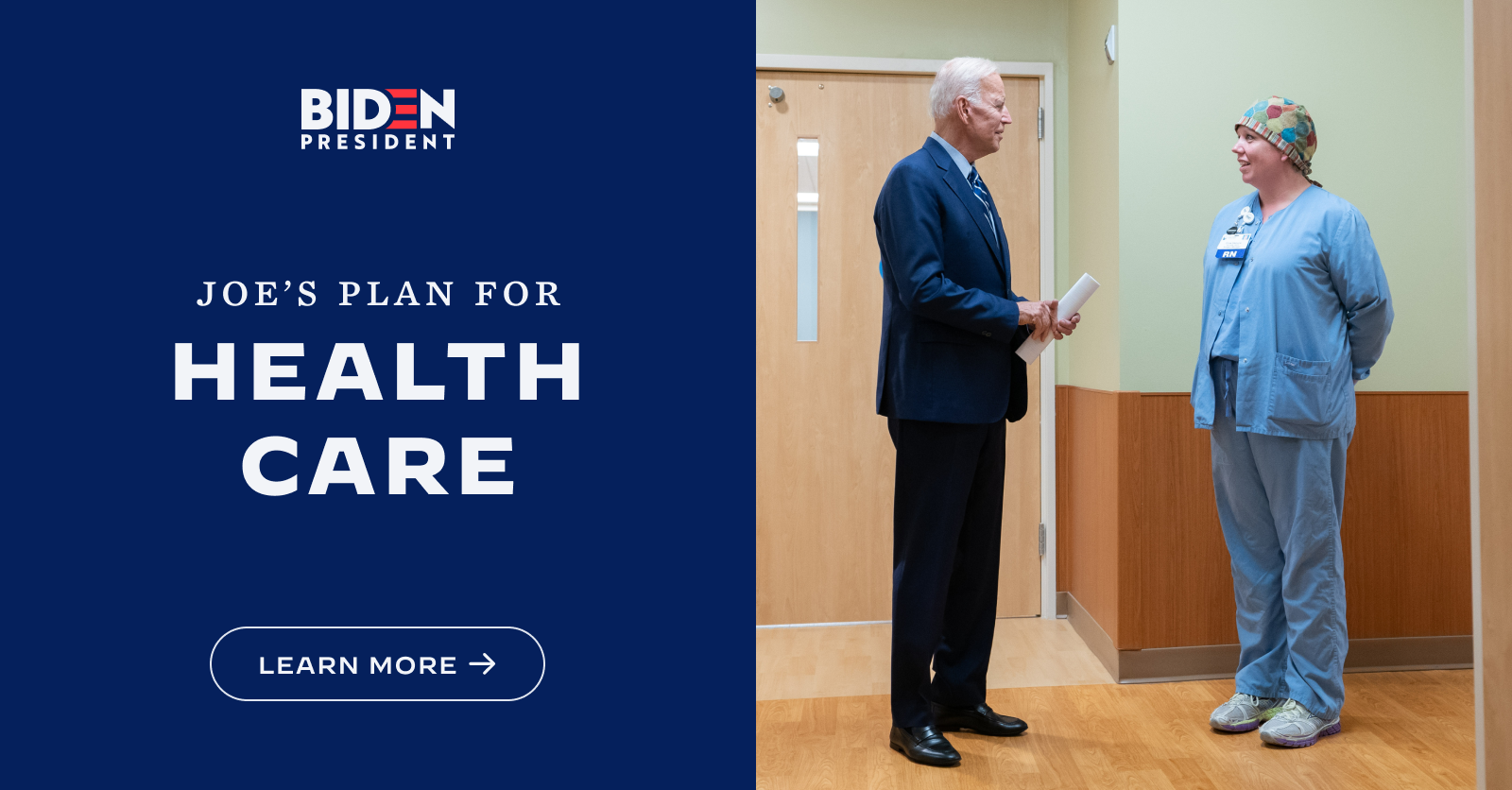Biden's Healthcare reforms